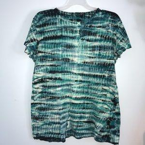 Proenza schouler tie dye T-shirt Tee cotton